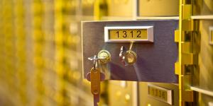 Safety Deposit Boxes Mansfield