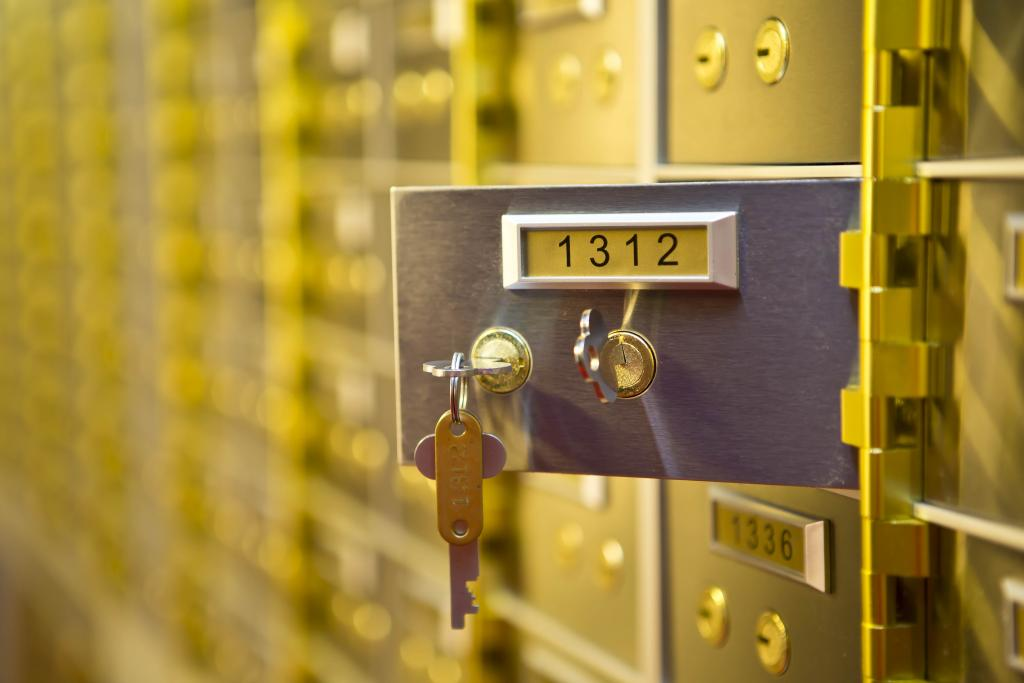 Safety Deposit Box
